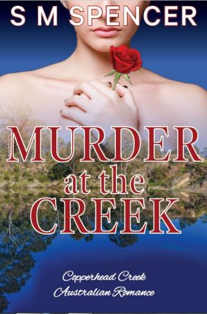 Cover Reveal - Murder at the Creek