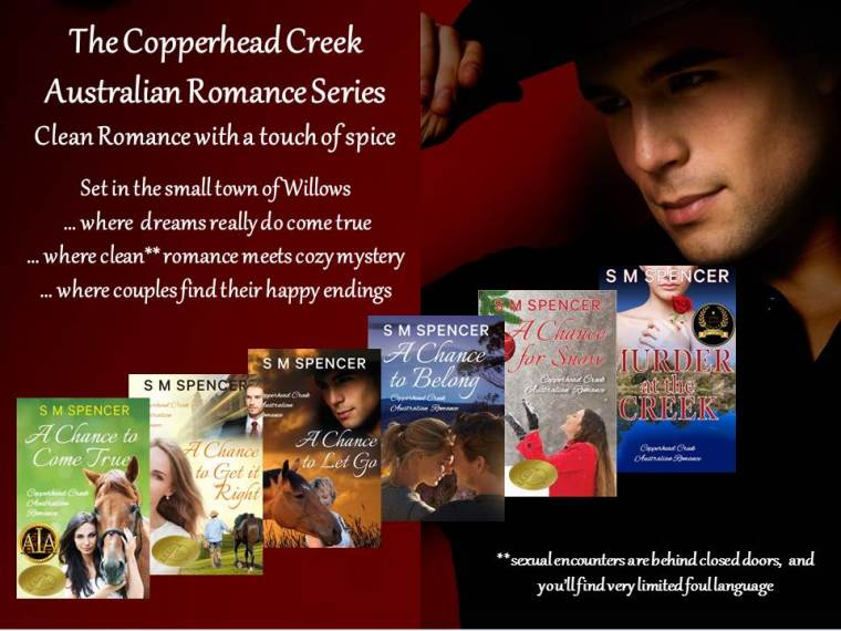 Copperhead Creek Series December 2018 - with awards